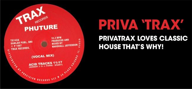 PRIVA TRAX RECORDS