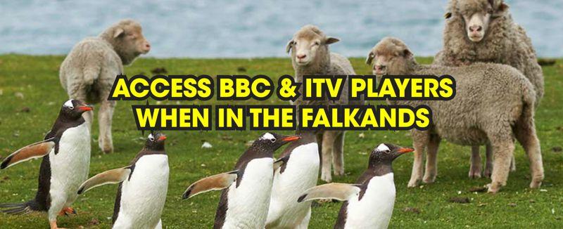 BBC IPLAYER FALKLAND ISLANDS VPN