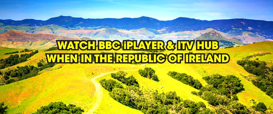 BBC IPLAYER REPUBLIC OF IRELAND